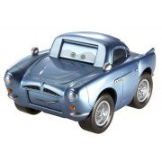 Mattel - V9858 - Véhicule Miniature - Cars 2 - Finn Mcmissile Emotifun
