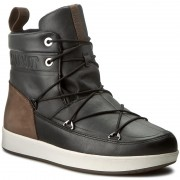 Апрески MOON BOOT - Moon Boot Neil Lux 14300400001 Black/Brown