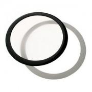 Filtru de praf DEMCiflex Dust Filter Round 225mm - Black/White