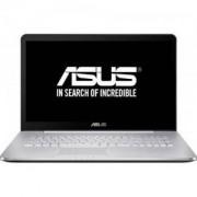 Лаптоп ASUS N752VX-GC105D, i7-6700HQ, 17.3 инча, 8GB, 1TB/ASUS N752VX-GC105D /I7-6700HQ