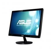 Asus monitor LCD LED VS197DE 18.5\ 5 ms, fekete
