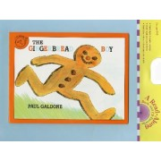 The Gingerbread Boy Book & CD by Paul Galdone