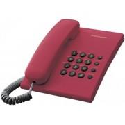 Telefon Fix Panasonic KX-TS500FXR (Rosu)