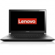 Laptop Lenovo B50-80 15.6 inch HD Intel Core i3-5005U 4GB DDR3 128GB SSD FPR Black