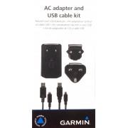 Garmin Netadapterkabel AC-adapter vr. Garmin Edge 500