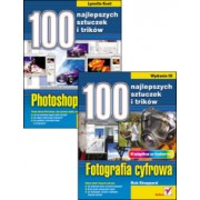 Photoshop CS3. 100 najlepszych sztuczek i trików. Fotografia cyfrowa. 100 najlepszych sztuczek i trików. Wydanie III