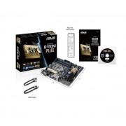 Carte mre Micro ATX B150M-PLUS Socket 1150 - SATA 6Gb/s - DDR4 - M.2 - USB 3.1 - 2x PCI-Express 3.0 16x
