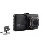 Camera Video Auto Dubla Novatek T636 FullHD cu functia WDR
