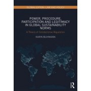 Power, Procedure, Participation and Legitimacy in Global Sustainability Norms by Karin Buhmann
