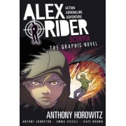Scorpia Graphic Novel by Anthony Horowitz