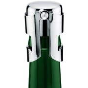 Vienna Acoustics Champagnerflaschenverschluss Champagnerverschluss verchromt schwere Qualität