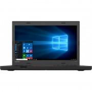 Laptop Lenovo ThinkPad T460p 14 inch Full HD Intel Core i7-6700HQ 8GB DDR3 256GB SSD nVidia GeForce 940MX 2GB FPR Windows 7 Pro upgrade Windows 10 Pro