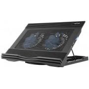 """Cooler Laptop Genesis HERON NPL-0745 15.6"""" (Negru)"""