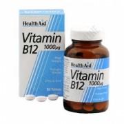 Vitamina B12 Health Aid 50 comprimidos