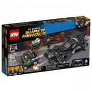 Конструктор Лего супер хироус - прехващане с криптонит, LEGO Super Heroes, 76045