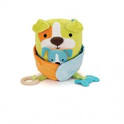 Skip Hop Hug and Hide Activity Toy, Dog (Discontinued by Manufacturer)