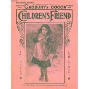 The Children's Friend, Christmas 1904 (Contents: Uncle Jo's Old Coat, E.H. Stooke. Christmas Day In Strange Places, A Fireside Talk. A Christmas Train, A. Pembury. Above And Below On An ...