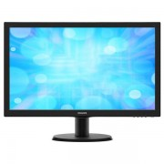 "Monitor LED 23.6"""" Full HD, negru, PHILIPS 243V5LHAB/00"