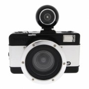 Lomography Fisheye No.2 Negru - aparat pe film cu obiectiv fisheye