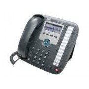Cisco Systems Unified IP Phone 7931G Teléfono (Pared, Negro, base, G.711a, G.729a, SCCP, LCD)