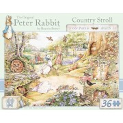 Peter Rabbit Country Stroll 36 Piece Floor Puzzle