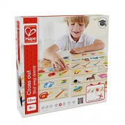 Hape Home Education - Cross Out Game