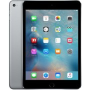 "Tableta Apple iPad Mini 4, Procesor Dual-Core 1.5GHz, Retina Display LED 7.9"", 2GB RAM, 128GB Flash, 8MP, Wi-Fi, 4G, iOS (Gri Spatial)"