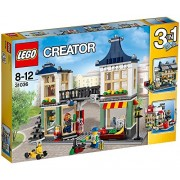 LEGO - Tienda de juguetes y mercado, multicolor (31036)