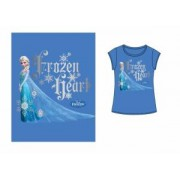 Tricou copii - Frozen - Frozen Heart