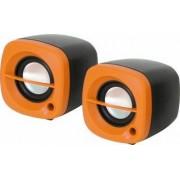 Boxe 2.0 Omega OG15o 6W Orange