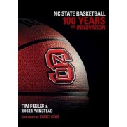 NC State Basketball by Tim Peeler