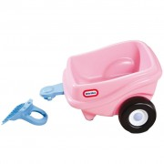 Little Tikes Cozy Coupe Trailer Pink