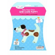 My Studio Girl Sew Cute Kit, Puppy