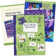 Words Their Way: Word Study in Action Home School Bundle Grade 2 2005c