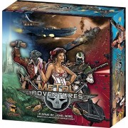 Metal Adventures Board Game by Publisher Services Inc (PSI)