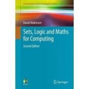 Sets, Logic and Maths for Computing by David Makinson