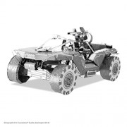Metal Earth - 5061291 - Maquette 3D - Halo - Warthog - 7,8 x 4 x 3,8 cm - 2 pièces