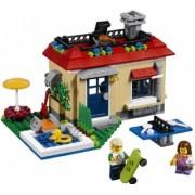 Poolferie (LEGO 31067 Creator Buildings)