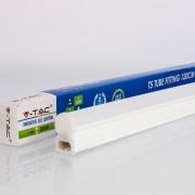 Armadura compacta LED T5 v2.0 120cm 14w»28W L.Quente 1.260Lm