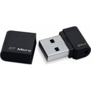 USB 2.0 Kingston DataTraveler Micro HI-Speed negru