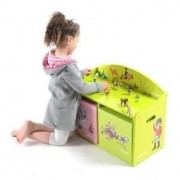 Playmobil Banc De Rangement Et De Jeu Ferme