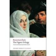 The Figaro Trilogy by Pierre Augustin Caron De Beaumarchais