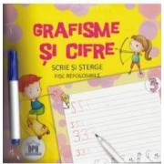 Scrie si sterge Grafisme si cifre. Fise refolosibile