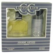 Jeanne Arthes Cotton Club Eau De Toilette Spray + Deodorant Spray Gift Set Men's Fragrances 502342