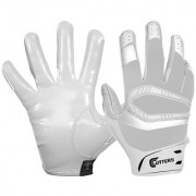 Cutters Gloves REV Pro Receiver Glove (Pair) White Small