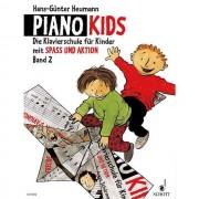 Schott-Verlag - Piano Kids Klavierschule 2 Hans-Günter Heumann, Buch