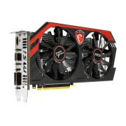 MSI VGA NV GEFORCE GTX 750TI 2GB GDDR5 DUAL DVI-D D-SUB HDMI TF OC
