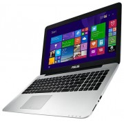 "Asus X555YA Notebook AMD Quad A6-7310 2.00Ghz 4GB 500GB 15.6"" WXGA HD R4 on CPU BT Win 10 Home"