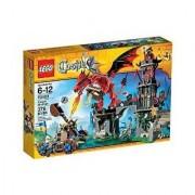 Lego Castle Dragon Mountain Multi Color