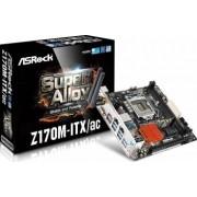 Placa de baza ASRock Z170M-ITX AC Socket 1151